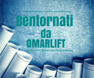 Novità OMARLIFT 2019
