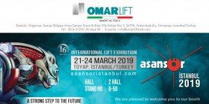 Istanbul: International Lift Exhibition